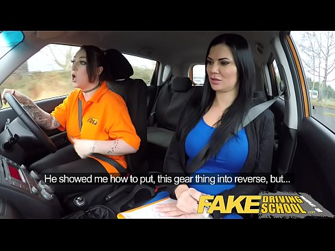 Ryan Ryder Fake Driving School