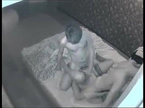 секс на камеру охраны - 2