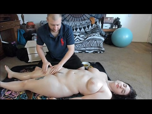 Busty Teen With Big Ass Gets Sexy Oil Massage's Thumb