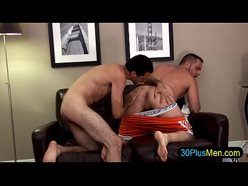Stud Gets Rimmed And Rammed