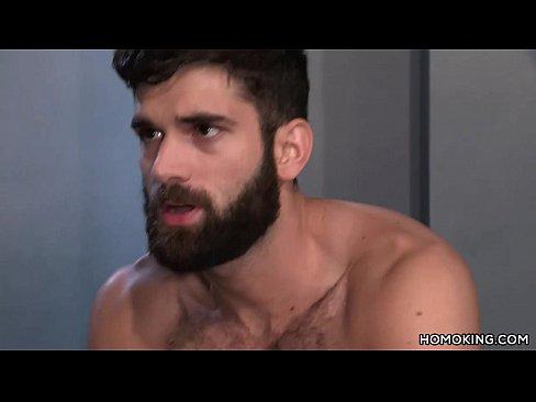 Tattoo gay hairy guys mp4