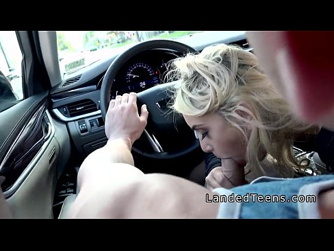 Latinas fucking in the car