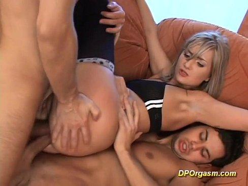 Doube anal porn