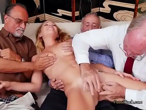 Old Man Licking Pussy Orgasm