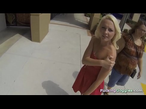 Excellent milf picked up at mall apologise