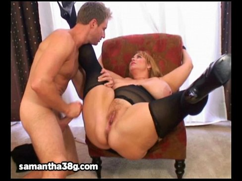 Samantha: milf with massive tits 2