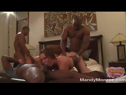 Gudang video bokep Interracial Orgy