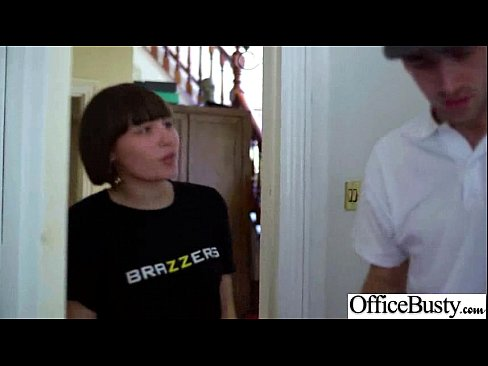 Office Girl (aletta ocean) With Big Melon Tits Love Sex movie-15