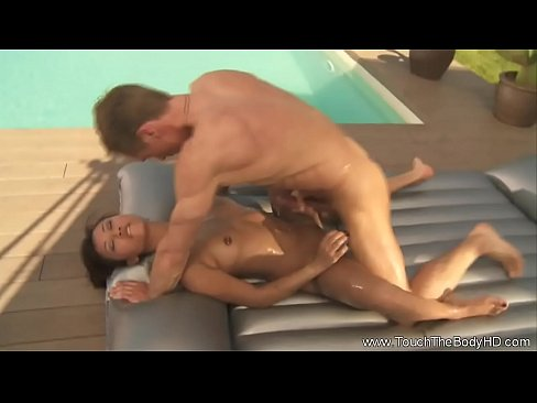 Beautiful Nuru Massage Turns To Sex