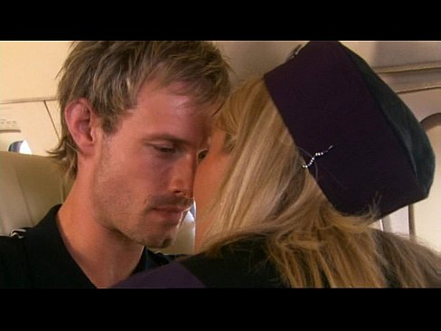 Footballers wives airplane sex scene