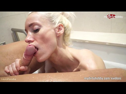 My Dirty Hobby - Laura Paradise Bathtub Fuck Fun