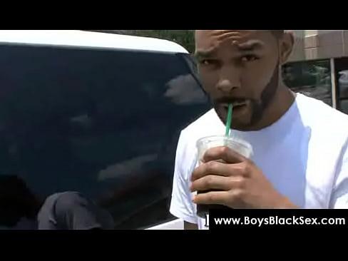 Blacks Thugs Breaking Down Sissy White Boys Hard 14