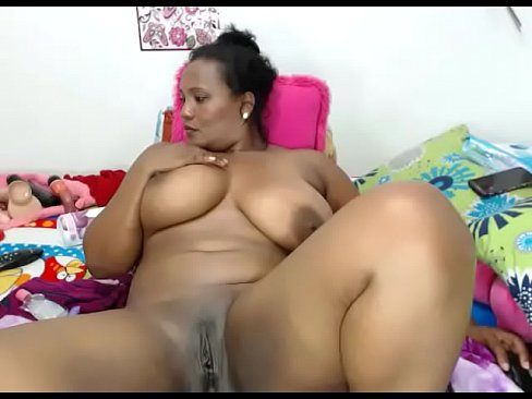 Thick Ebony Bbw Masturbation