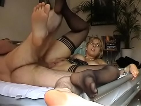 MILF Farts While Getting Anal at Minute 2&colon