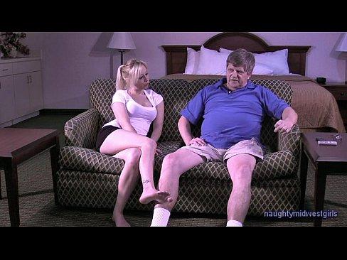 Andreanna Peace - Babysitter BJ interview