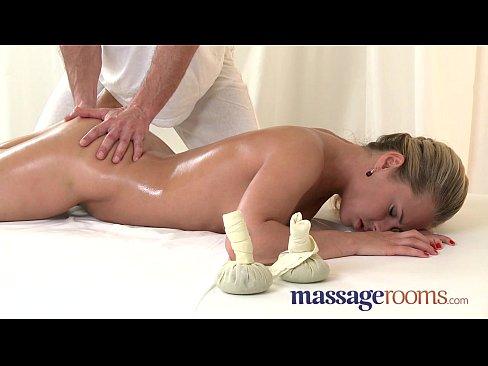 Sensual massage orgasm video