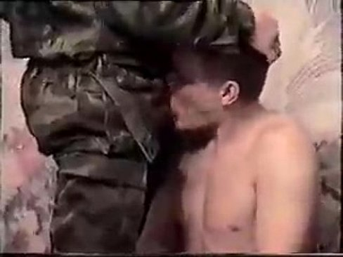 naked Russian gay military men