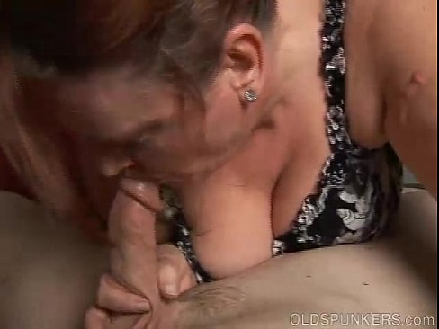 Mature plump suck