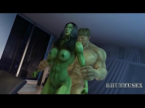 Hulk porno mis