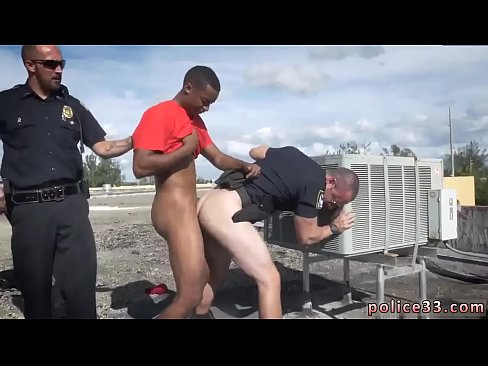 Cops gay photos and black penis Apprehended Breaking and Entering