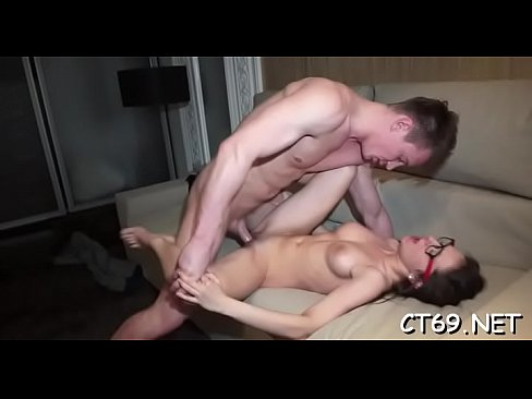 Hot and sexually excited floozy happily receives multiples of orgasms's Thumb