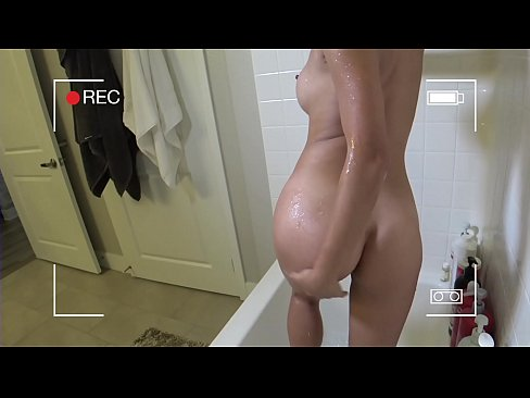 Morning BlowJob in My Bathroom/ Asian POV