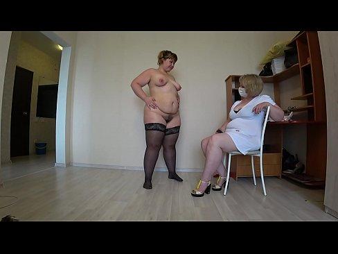 Plump mature lesbian videos