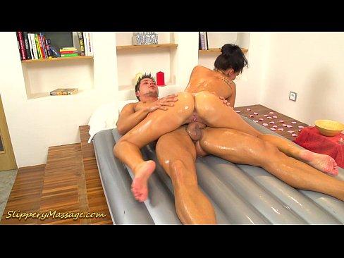 Смотреть порно вип массаж