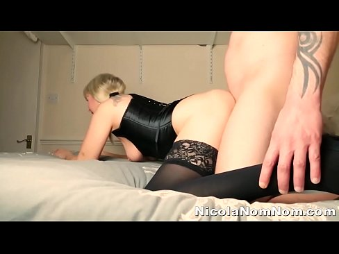 amateur wife gets first extra marital creampie