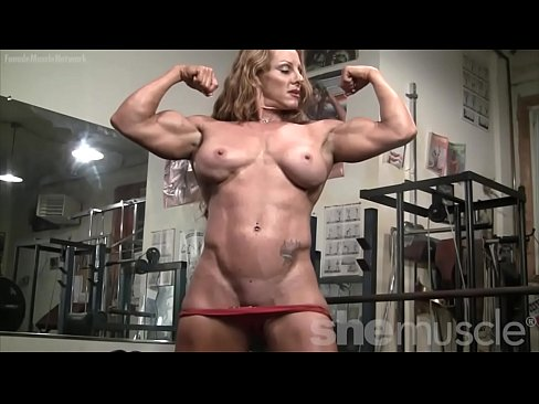 Mine female body builders nude