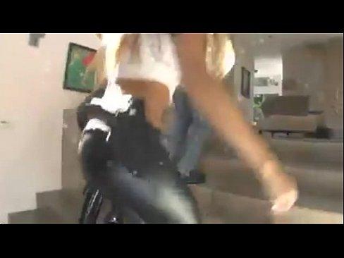 Gina lynn cop