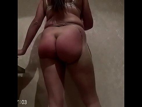 Emma Kohn spanked her thick ass