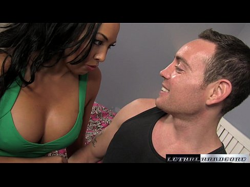 Super hot british step mom bangs her stepson and milks his cock dry