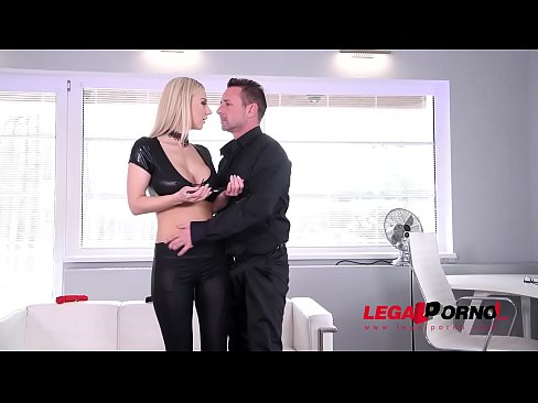 Fetish porn with Natalie Cherie packed with spanking, whips & anal banging GP434