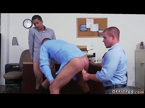 Deep dildo anal