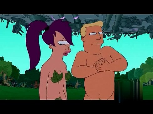 Futurama nude episode