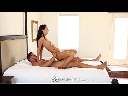 HD Passion-HD – Sabrina Banks masturbates and her man takes over