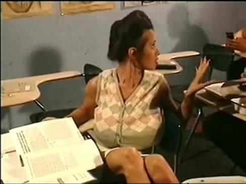 Порно с училками толпой