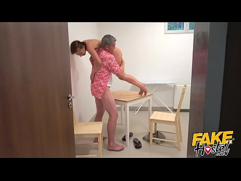 Fake Hostel – Young Petite Backpacker Dirty And Sweaty From Thailand Adventure Gets A Sloppy Wet Fuck After Being Spied On In Shower And Getting Her Nice Wet Pussy And Ass Fucked Hard Before Her Squirting Orgasm