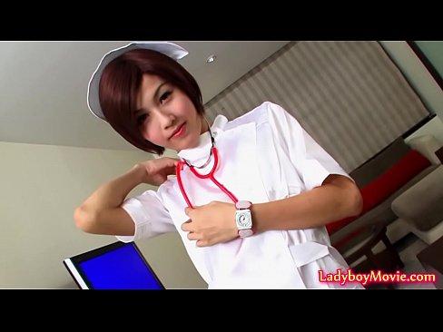 cover video ladyboy nurse s  huy strokes
