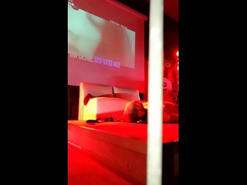 SONIA FIRENZE SEX 2017 SPETTACOLO