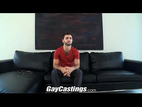 gaycastings cute furry actor willing to do porn for cash