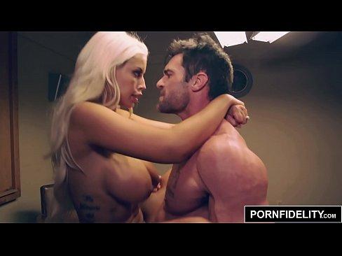 PORNFIDELITY Bridgette B Interrogates a Hard Cock