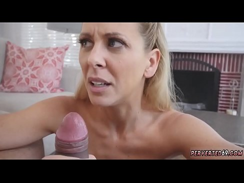 Party porn hd and blond milf fucks in bath Cherie Deville in