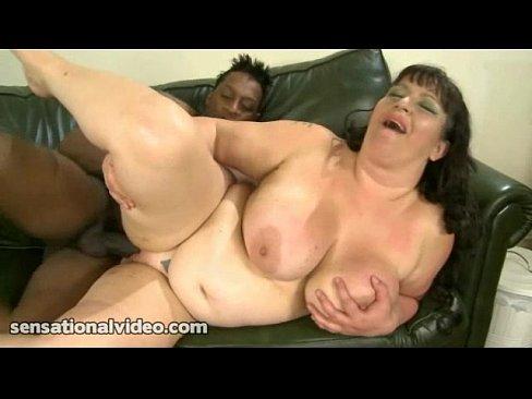 Gigantic boob sex