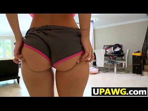 Sexy Jessie anal rogers ass