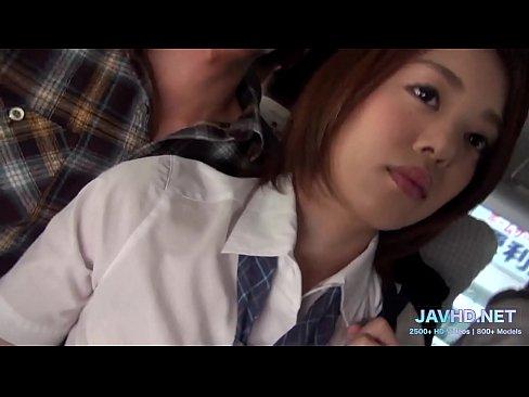 They are so cute  Japan schoolgirls  Vol 17 - More at javhd.net