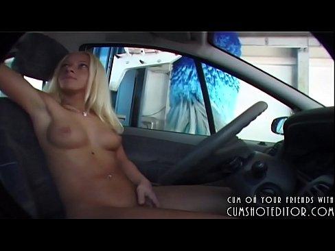 Wash car Amateur nude