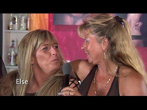 Lesbisk orgie DVD
