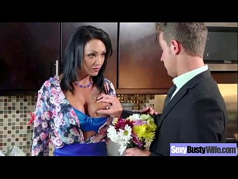 (ashton blake) Sexy Big Juggs Wife Love Intercorse video-06